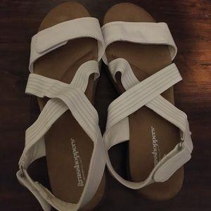 GrassHoppers MEMORYDELUXE Sandals